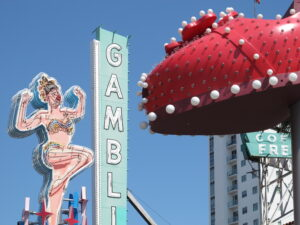 Las Vegas aka 'Sin City'
